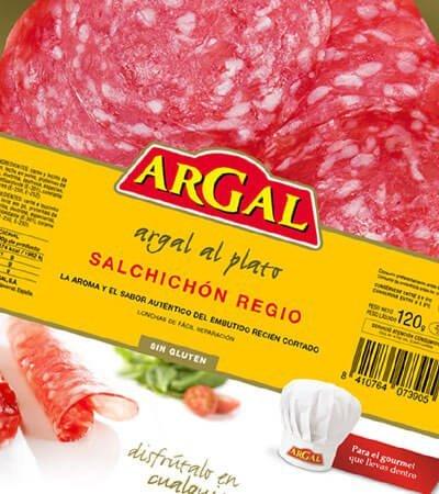 Argal alimentacion - Identidad corporativa. Packaging