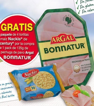 Argal bonnatur campana - Fotografía. Trade marketing