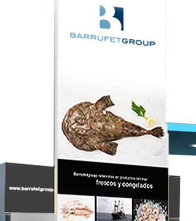 Barrufet Stand - Stand. Marketing. Estrategia de comunicación