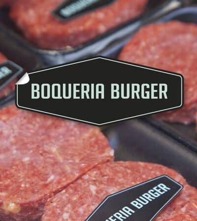 Boqueria burguer tarjetas - Diseño gráfico. Branding. Trade Marketing