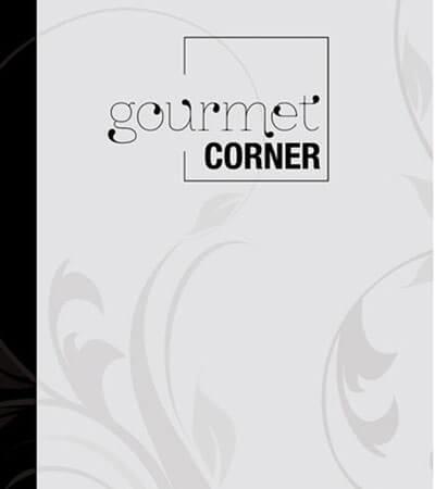 Gourmet corner packaging branding editorial graphic design - Branding. Diseño gráfico. Restauración