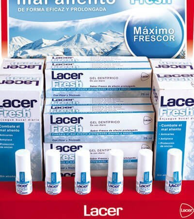 Lacer packaging promocion - Packaging. Trade Marketing