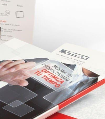 Vitex promocion graphic design - Elementos promocionales. Marketing