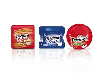 estudio grafico barcelona Trident - Diseño gráfico. Packaging
