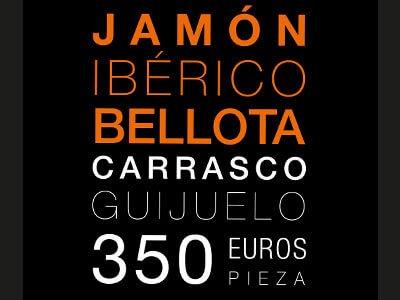 mas gourmets carrasco guijuelo editorial tipografia - Campaña promocional. Diseño gráfico. Trade Marketing