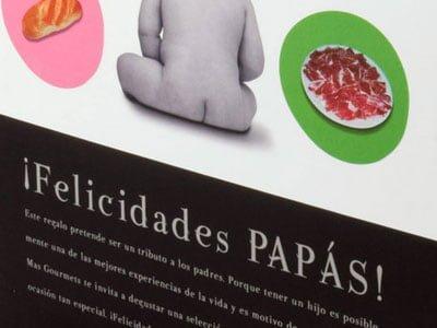mas gourmets dia del padre packaging - Packaging