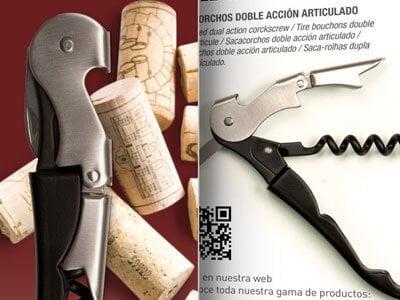 supreminox sacacorchos packaging - Diseño gráfico. Packaging