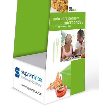 supreminox steam case packaging - Diseño gráfico. Packaging. Trade Marketing