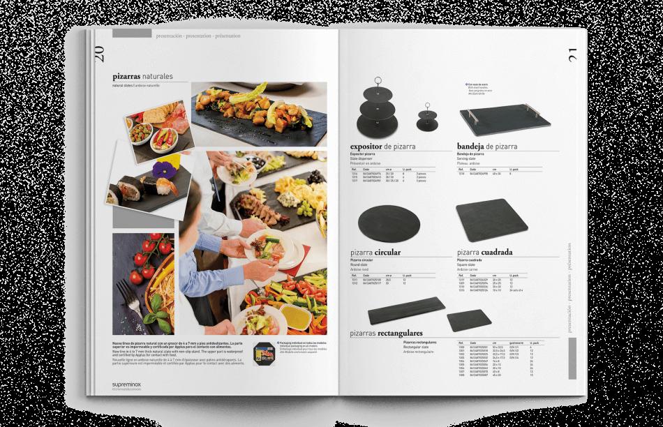 estudio diseno barcelona editorial 950x612 - Diseño del Catálogo de Supreminox 2014