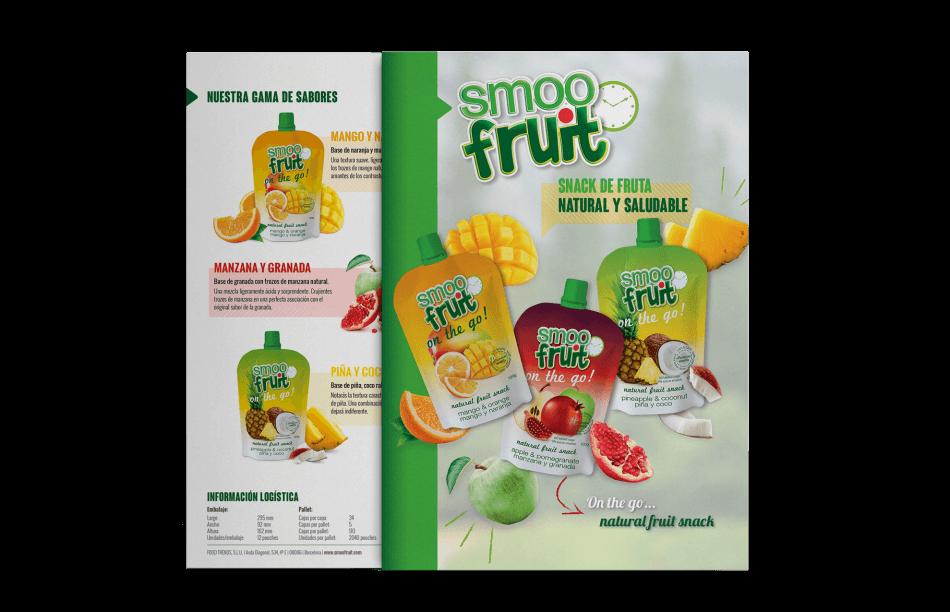 smoofruit estudio diseno barcelona catalogo 950x612 - Smoofruit, una gráfica tan fresca y natural como el producto