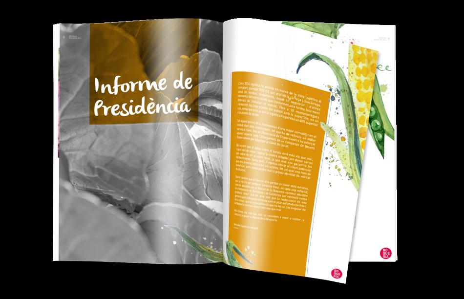 alimentacion boqueria diseno 950x612 - El Mercat de la Boquería presenta su nueva memoria