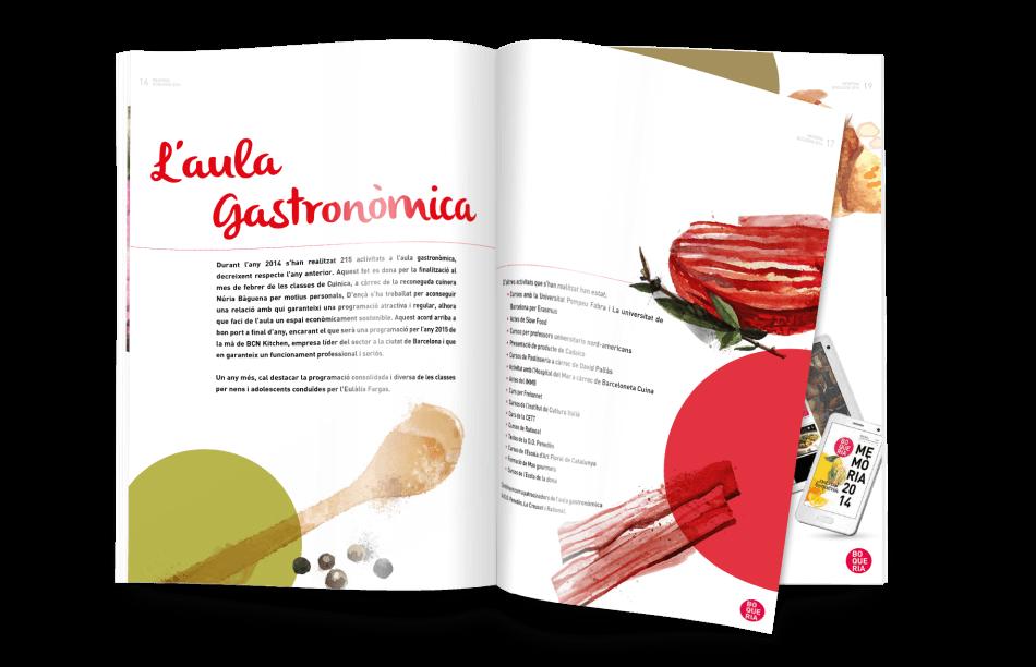 sector alimentacion barcelona design 950x612 - El Mercat de la Boquería presenta su nueva memoria