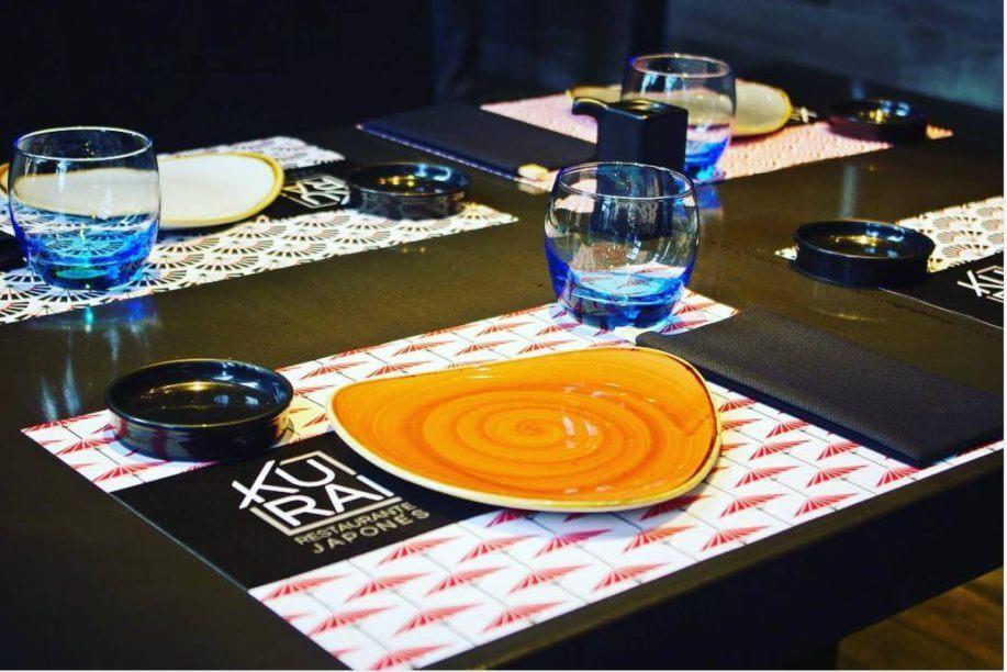 Marca barcelona restaurante 917x612 - Creación de branding para Kurai, restaurante japonés de Barcelona