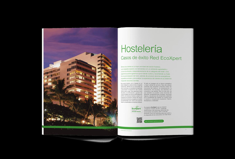 Barcelona dossier proyectos - Comunicación y estrategia comercial de EcoXpert