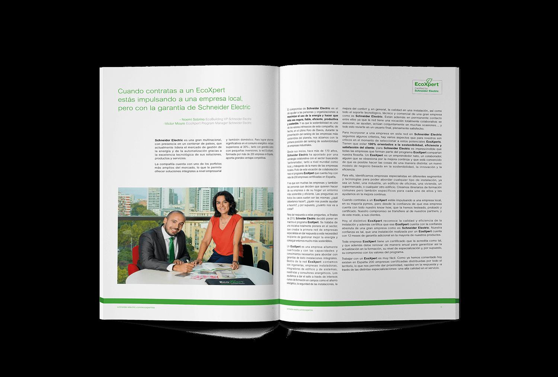 Barcelona proyectos servicios - Comunicación y estrategia comercial de EcoXpert