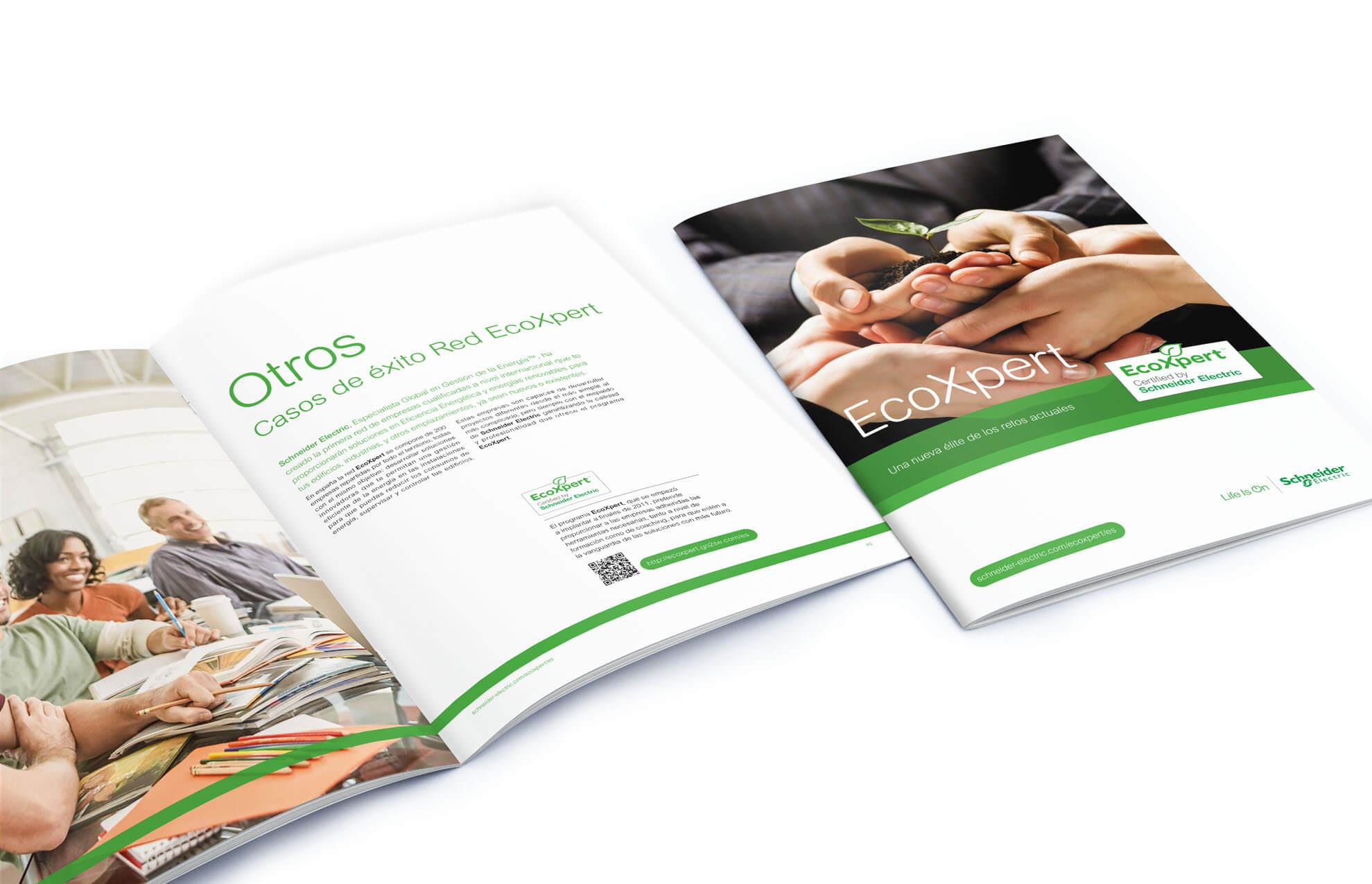 corporate catalogue bcn - Comunicación y estrategia comercial de EcoXpert