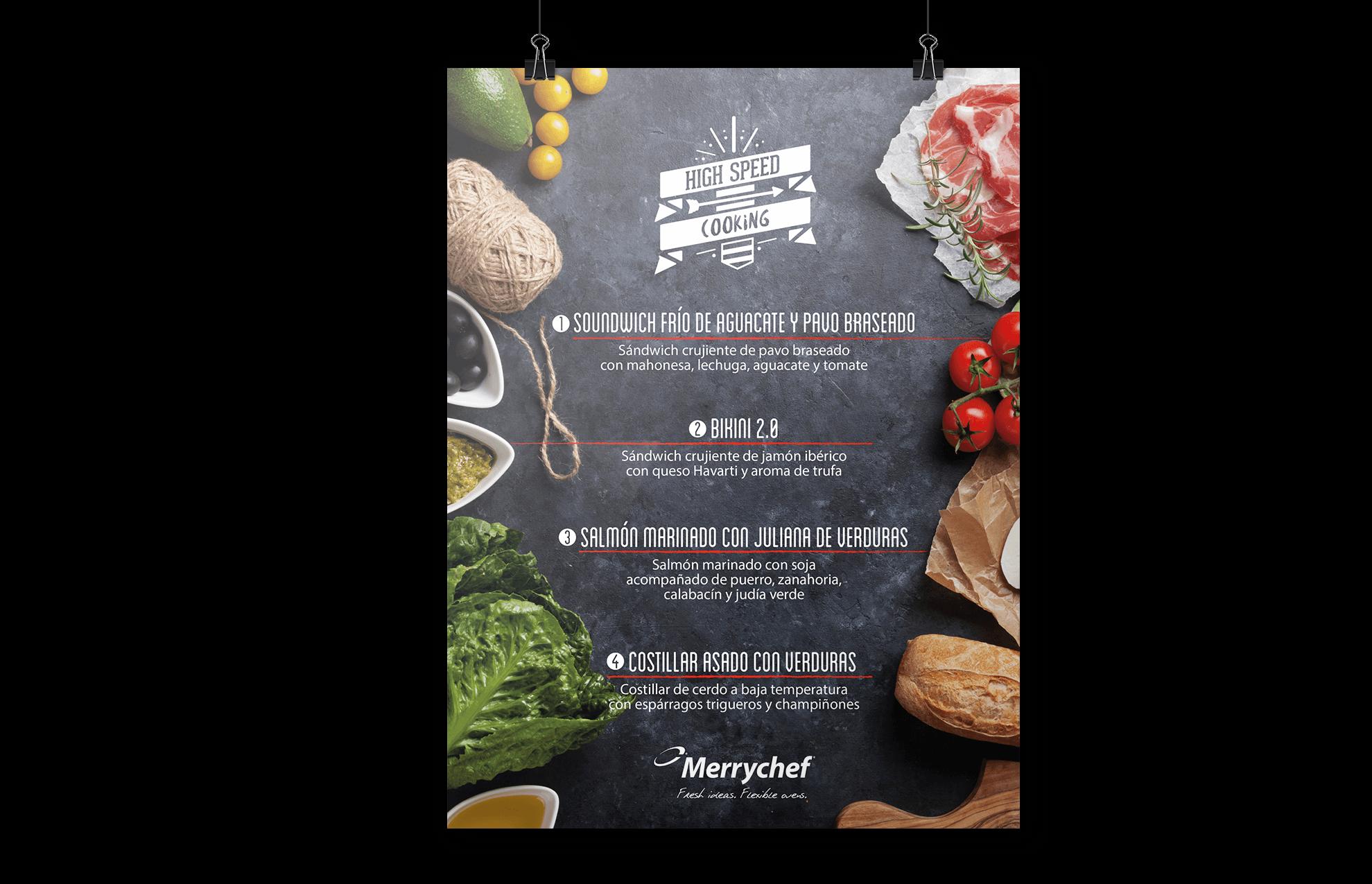 Cartel evento diseno barcelona - Soluciones en marketing, diseño gráfico... para Manitowoc