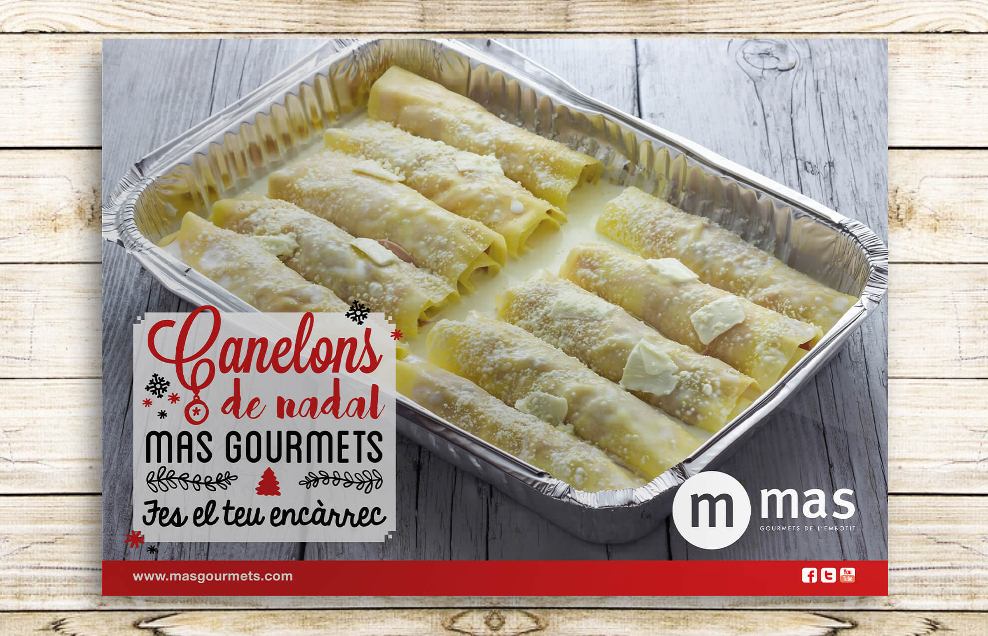 comunicacion productos alimentacion barcelona - ¿Y tú, con cuanto tiempo preparas tu campaña de Navidad?
