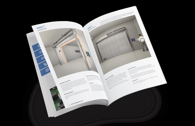 Catalogo barcelona productos - INTISI, un proyecto global con soluciones a medida
