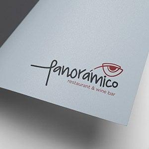 creacion de marca restaurante Barcelona - Creación de branding para Panoramico