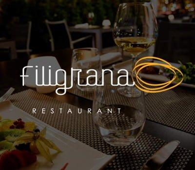 barnding restaurante barcelona - Creación de naming, branding y aplicaciones para restaurante