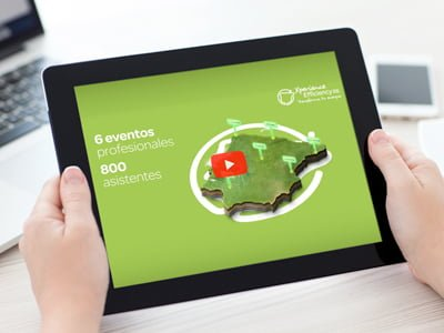 agencia disseny videos empreses barcelona - Corporate video of results