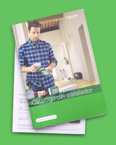 estudi disseny grafic editorial barcelona - Diseño de catálogo para sector industrial
