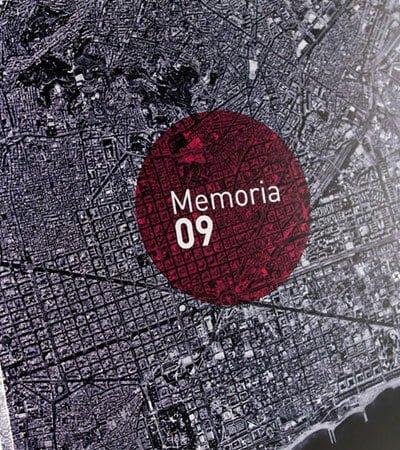Consorci barcelona 2009 editorial design - Diseño y maquetación de memoria