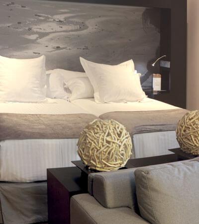 Hoteles Catalonia - Fotografía para promoción de hoteles