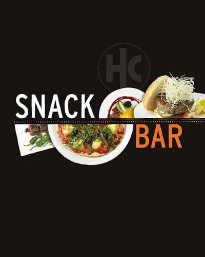 Hoteles catalonia snack bar restauracion - Fotografia i maquetació de carta