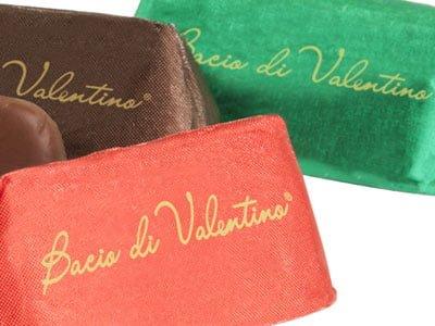 bacio di valentino gom choc1 - Desarrollo de logotipo y packaging de producto