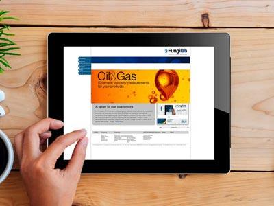 estudio barcelona diseno Fungilab - Diseño web y acciones de posicionamiento