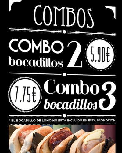 mas gourmets combos - Creación de comunicación promocional