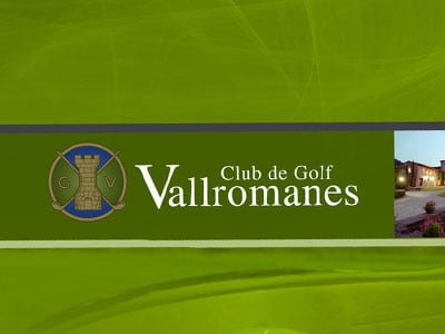 valdomanes branding papeleria - Folletos corporativos para club de golf