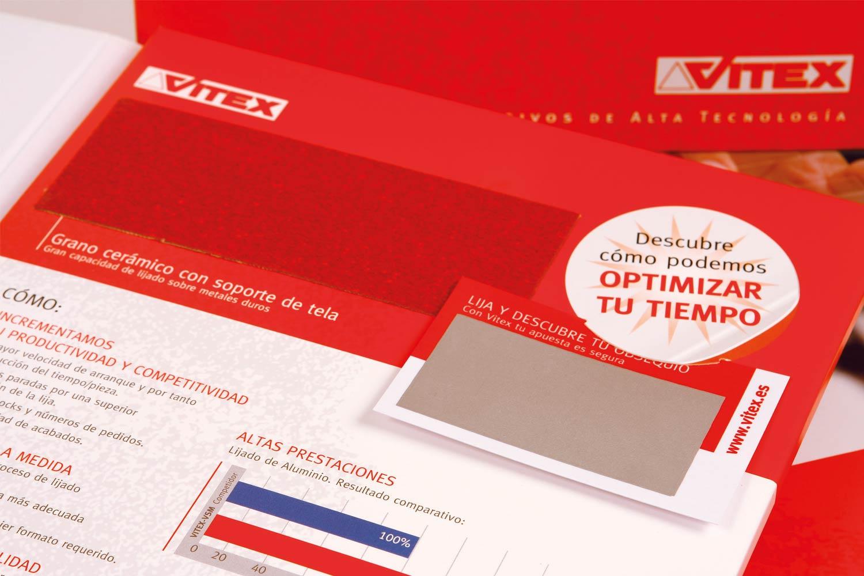 estudi disseny grafic catalegs barcelona vitex - Marketing directo: efectividad al servicio de la comunicación