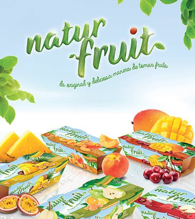 300 400 - Branding. Packaging. Editorial desing. Web design. Naturfruit