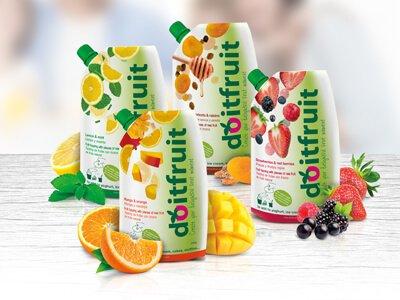 Doitfruit pack alimentario web design sales folder - Proyecto global de imagen de marca
