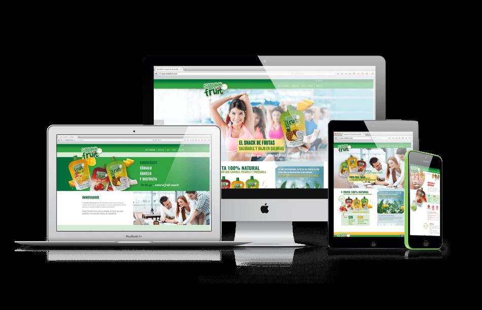 estudio barcelona web responsive 950x612 - Smoofruit, una gráfica tan fresca y natural como el producto