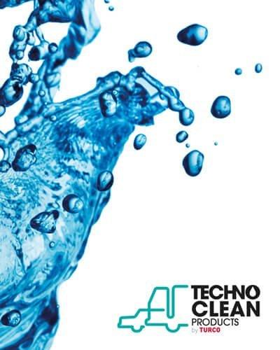 Turco iberia diseno grafico logotipo - Creación de imagen corporativa para TechnoClean