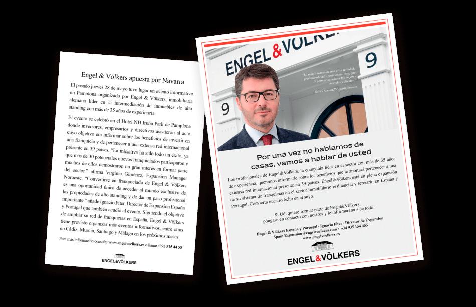 inmobiliaria disseny aninci diari 950x612 - Engel & Völkers una nueva cuenta que nos reporta 2015