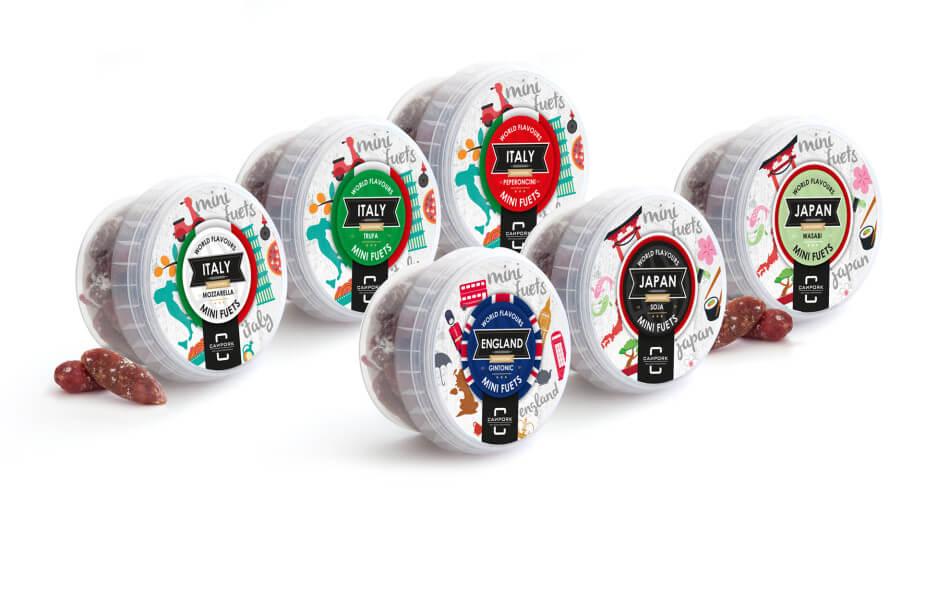 disseny grafic producte alimentari 950x612 - Creación de packaging versátil y atractivo