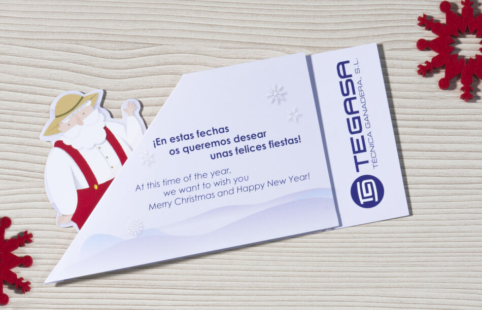 Tegasa felicitacion navidad 01 950x612 - Comunicaciones Festivas