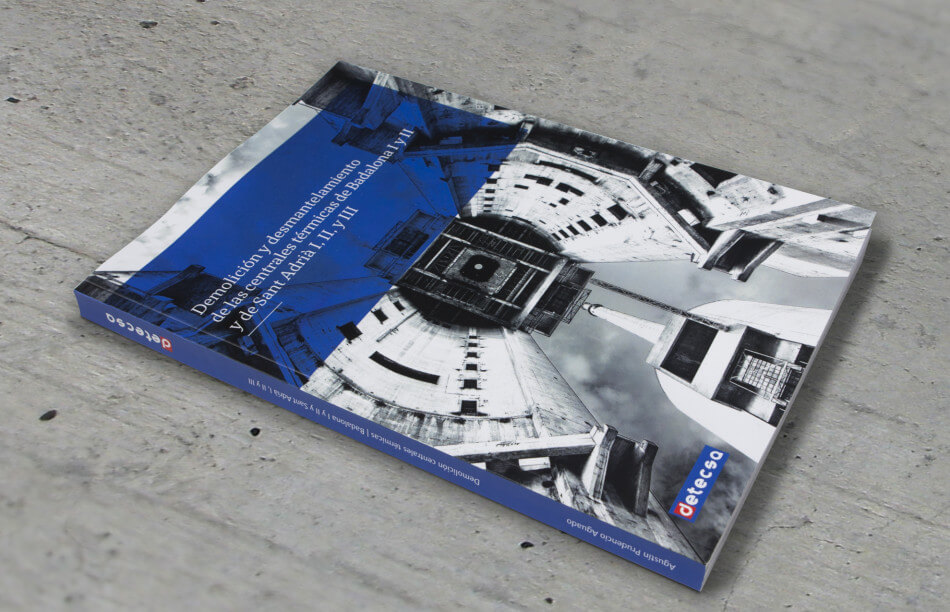 Diseno grafico maquetacion libro 950x612 - Demolición y desmantelamiento de centrales térmicas de Badalona y Sant Adrià