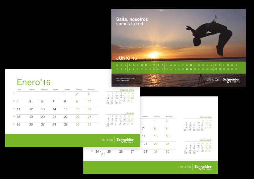 Disseny calendari corporatiu barcelona 867x612 - Un clásico y eficaz en comunicación corporativa