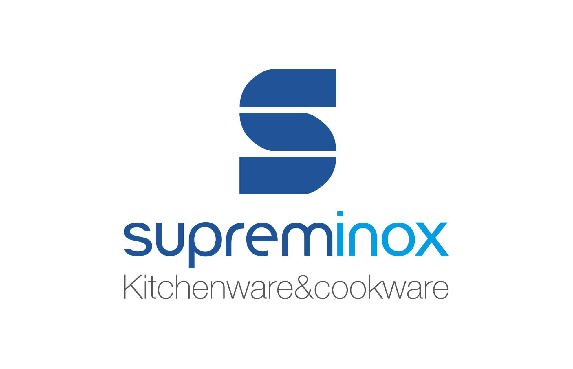 Supreminox logotipo branding2 - Restyling. Branding. Services