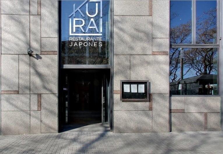 Restaurante japones branding barcelona - Creación de branding para Kurai, restaurante japonés de Barcelona