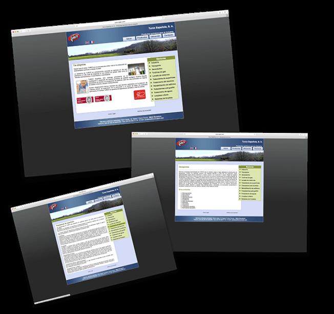 Old web redesign studio 652x612 - Creación de la nueva web de  la compañía TURCO ESPAÑOLA S.A