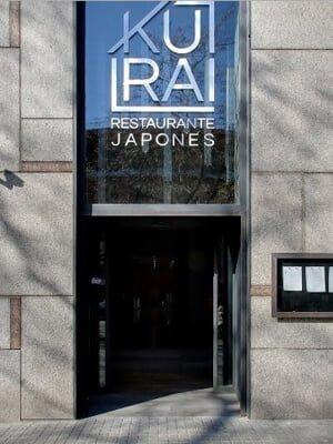 Kurai restaurante japones barcelona - Branding