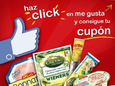 Argal promocion - Campanya de comunicació on-line