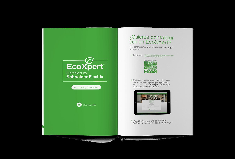 Catalogo corporativo proyectos bcn - Comunicación y estrategia comercial de EcoXpert